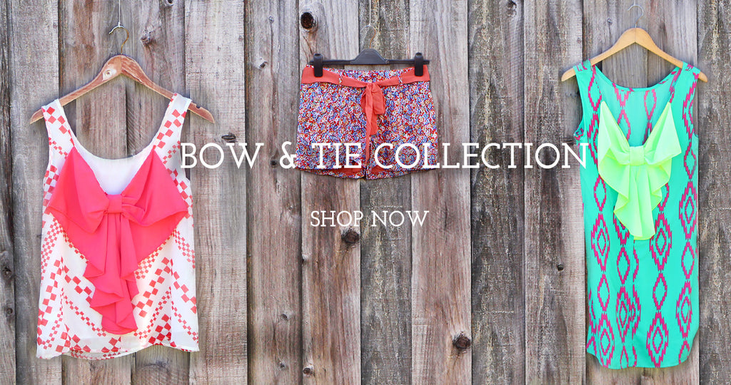 boutique bow clothing