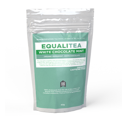 EqualiTea - White Chocolate Mint