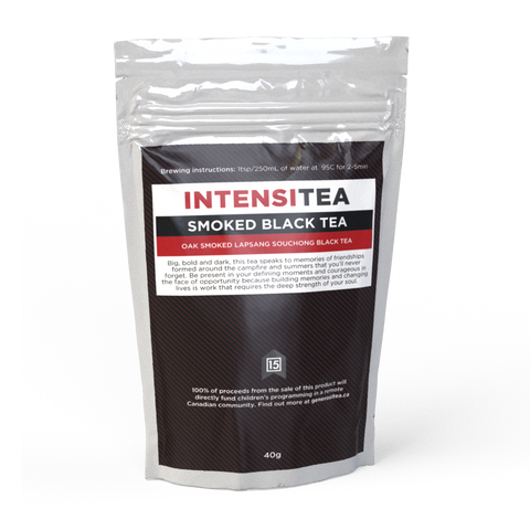 IntensiTea - Smoked Black Tea