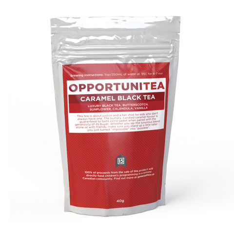 OpportuniTea - Caramel Black Tea