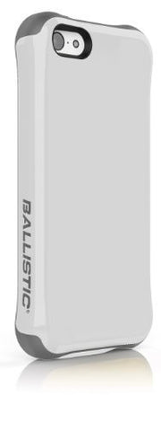 Ballistic Aspira iPhone 5C - Retail Packaging - White/Gray