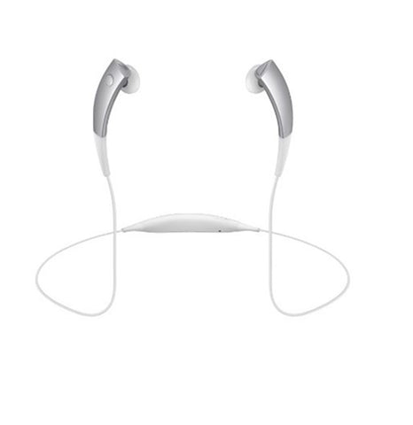 Samsung Gear Circle Wireless Stereo Bluetooth Headset - Retail Packaging - White