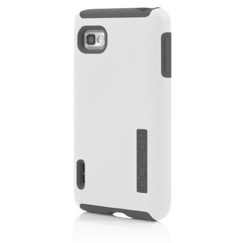 Incipio LGE-201 DualPro for LG Optimus F3 - Retail Packaging - Optical White ...