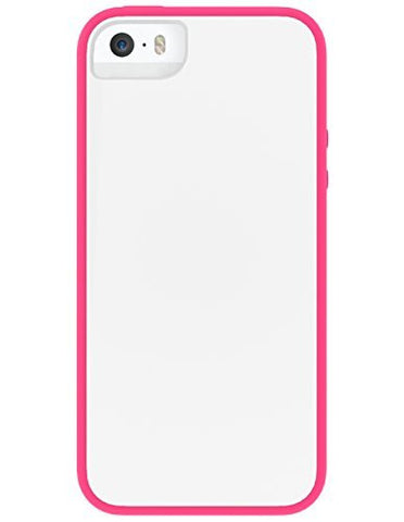 SKECH GLOW FOR IPHONE 5/5S - WHITE/PINK