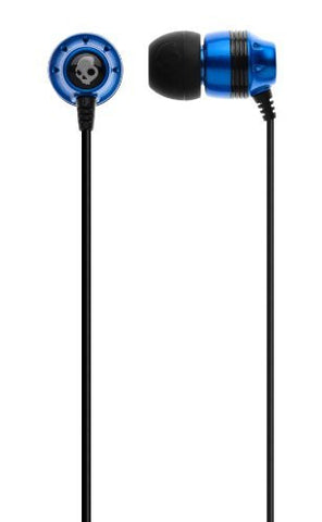 Skullcandy INK´D Earbuds with Mic - Blue [Electronics]