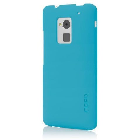 Incipio Feather Case for HTC One max - Retail Packaging - Cyan