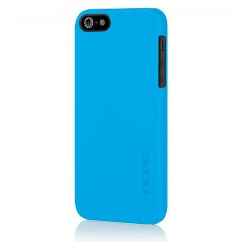Incipio Feather for iPhone 5 - Retail Packaging - Cyan Blue