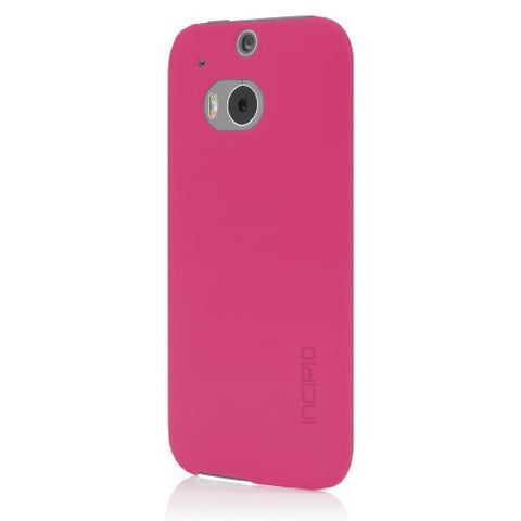 Incipio feather Case for HTC One (M8) - Carrying Case - Retail Packaging - Pink
