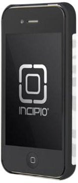 Incipio IPH-723 Canvas Feather for iPhone 4/4S - Tiger Snow - 1 Pack - Retail...
