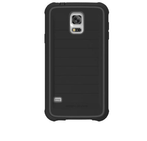 BODYGLOVE SHOCKSUIT FOR GALAXY S5 - BLACK/CHARCOAL