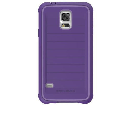 BODYGLOVE SHOCKSUIT FOR GALAXY S5 - PURPLE/PURPLE