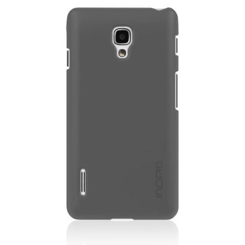 Incipio LGE-209 Feather for LG Optimus F7 - Retail Packaging - Iridescent Gray