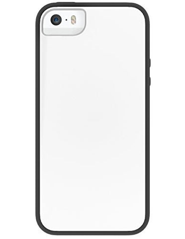 SKECH GLOW FOR IPHONE 5/5S - WHITE/BLACK