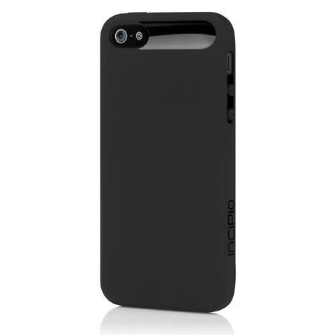 Incipio NGP for iPhone 5 - Retail Packaging - Obsidian Black