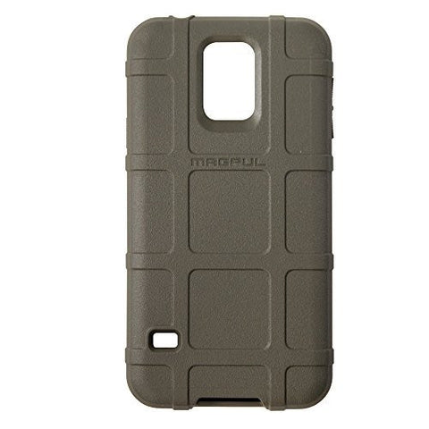 MAGPUL FIELD CASE FOR GALAXY S5 - OVERDRIVE GREEN