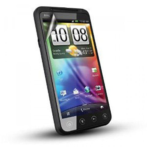 Am Htc Evo 3D Clear Screen Protector - Evo3Dcsp [Wireless Phone Accessory]