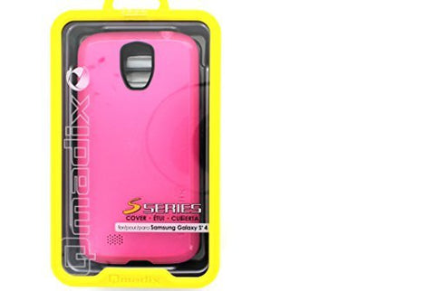 Qmadix S Series Carrying Case for Samsung Galaxy S4 - Retail Packaging - Pink...