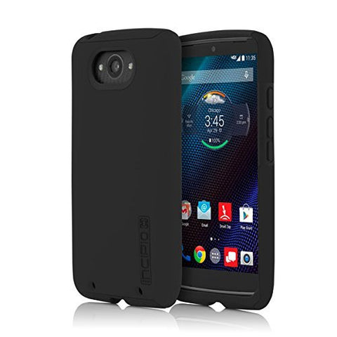 INCIPIO  MOTOROLA DROID TURBO INCIPIO DUALPRO, BLACK