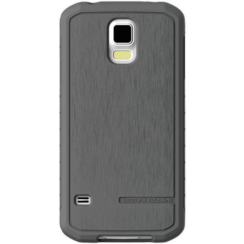 BODYGLOVE SATIN FOR GALAXY S5 - CHARCOAL