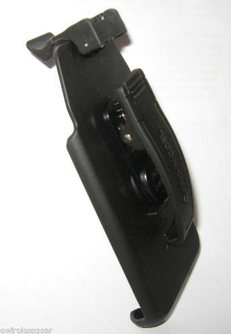 BLACK SPRING LOADED HOLSTER BELT CLIP for Sprint HTC Arrive 7575