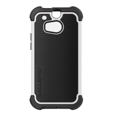 Ballistic HTC One (M8) SG MAXX Case - Black / White [Wireless Phone Accessory]