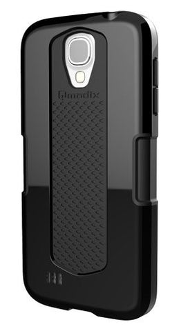 Qmadix Legacy Case for Samsung Galaxy S4 - Retail Packaging - Black