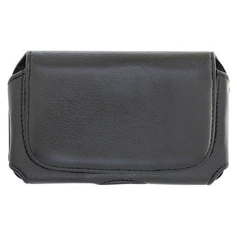 Mobile Line K-24104 Universal Horizontal Leather Pouch