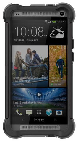 Ballistic SX1135-A065 SG MAXX Case for HTC One Aka M7 - 1 Pack - Retail Packa...