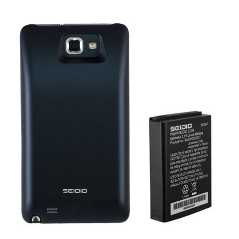 Seidio BACY50SSGNT-BK Innocell 5000mAh Super Extended Life Battery for Use wi...
