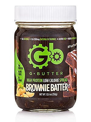 Gbutter High Protein Low Calorie Spread - Pick Flavor