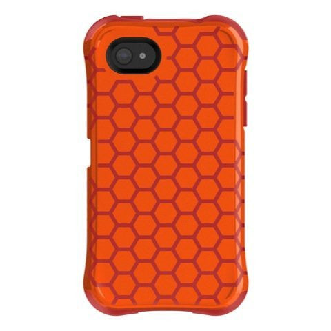 Ballistic Aspira Honeycomb Pattern HTC First - Retail Packaging - Black