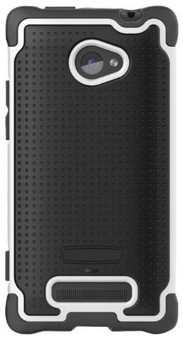 Ballistic SG1008-M385 SG TPU Case for HTC 8X - 1 Pack - Retail Packaging - Bl...