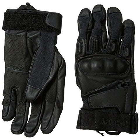 BLACKHAWK! Men's S.O.L.A.G. HD Tactical Gloves with Kevlar Black - Pick Size