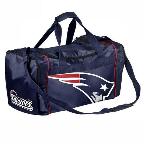 Forever Collectibles NFL New England Patriots Core Duffle Bag