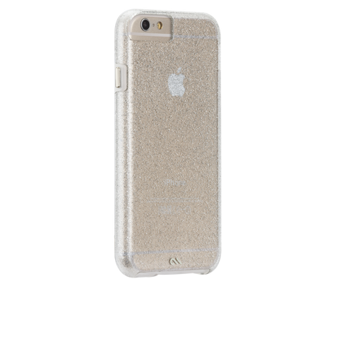 Case Mate SHEER GLAM Case for iPhone 6  - Champagne
