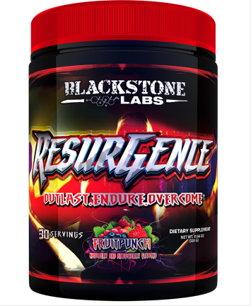 Resurgence by Blackstone Labs, RES-Fruit Punch