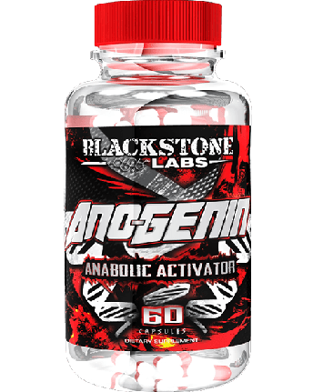Anogenin Anabolic Activator by Blackstone Labs