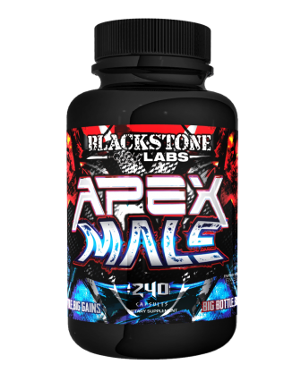 Apex Male, by Blackstone Labs, BSL-APEXMALE