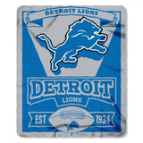 NFL Licensed Football Fleece Throw Blankets, by The NorthWest - Pick Team!