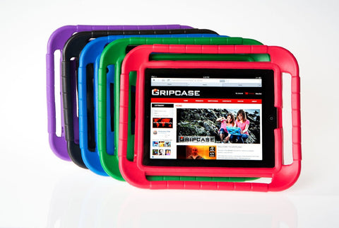 GRIPCASE FOR iPad 2nd, 3rd & 4th Gen - Choose Color