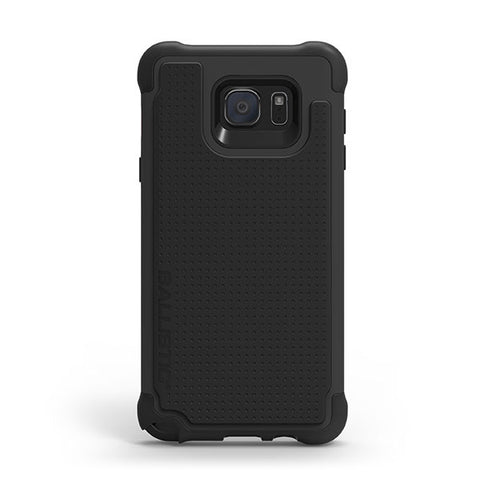 BALLISTIC TOUGH JACKET FOR GALAXY NOTE 5 - BLACK/BLACK