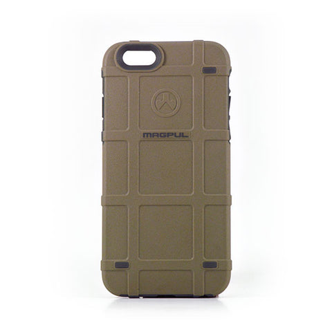 MAGPUL BUMP CASE FOR IPHONE 6/6S - FLAT DARK EARTH