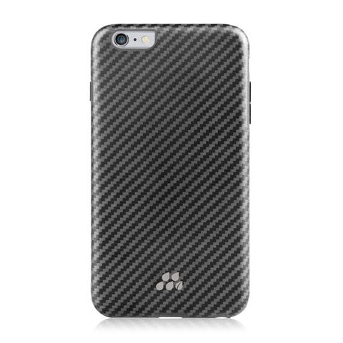 EVUTEC Karbon SI Osprey Case Cover for Apple iPhone 6/6S PLUS - Black/Gray