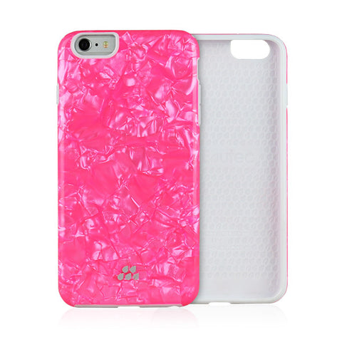 EVUTEC Kaleidoscope SC Case Cover for Apple iPhone 6/6S PLUS - Pink