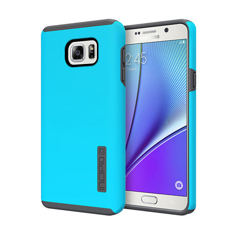 INCIPIO DUALPRO FOR GALAXY NOTE 5 - BLUE/GRAY