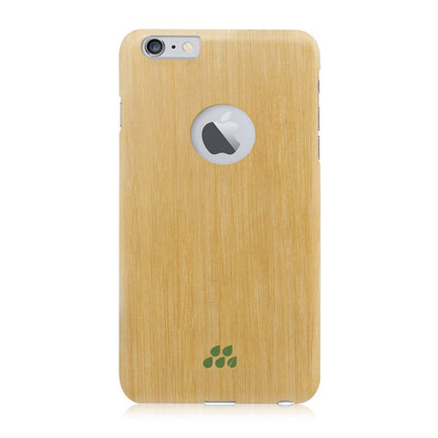 EVUTEC Wood S Bamboo Case Cover for Apple iPhone 6/6S - Tan
