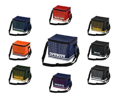 NFL soft cooler lunch totes on sale!