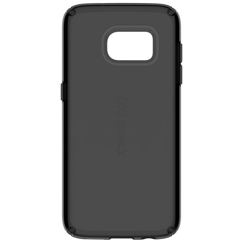 CandyShell Clear Samsung Galaxy S7 Case - Clear Onyx Black