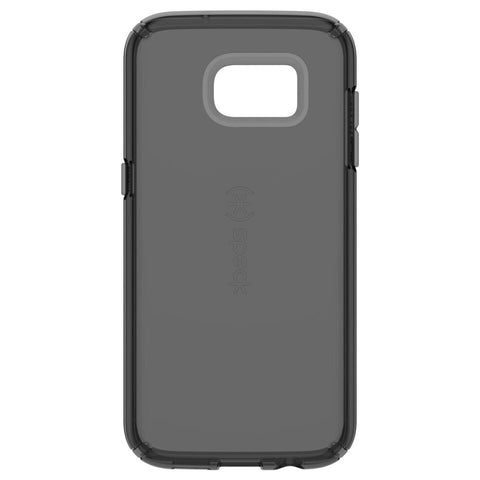 CandyShell Clear Samsung Galaxy S7 Edge Case - Clear Onyx Black