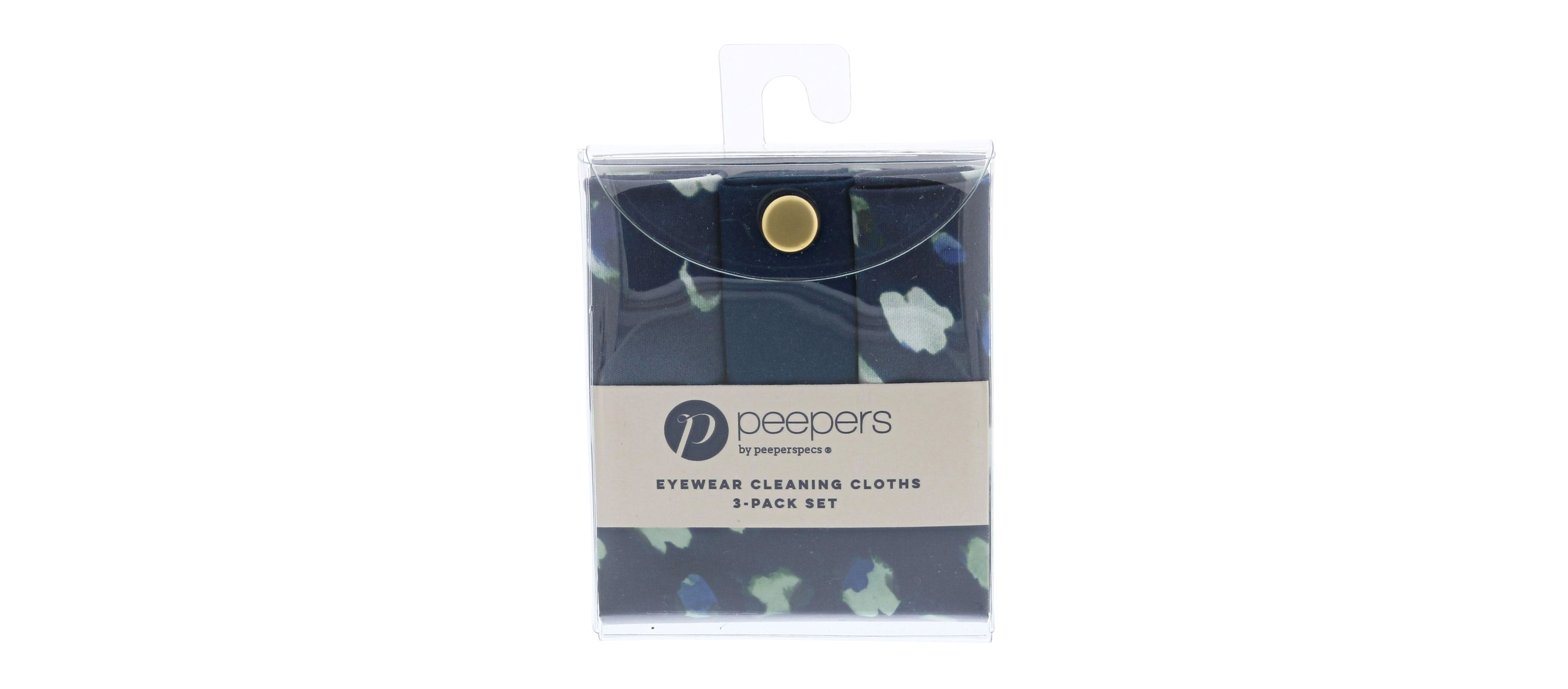 Peepers microfiber cleaning cloth kit